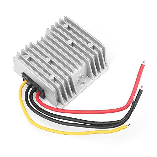 Regulador convertidor elevador DC 12V a 24V 10A 240W Adaptador de fuente de alimentación Módulo de potencia de refuerzo impermeable
