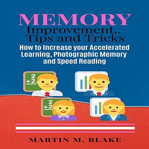『Memory Improvement Tips and Tricks』のカバーアート