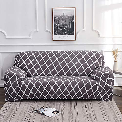 ASCV Floral Printing Elastic sofa covers for living room sofa towel Slip-resistant sofa cover strech sofa Slipcover A5 3 seater