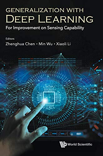 Generalization with Deep Learning: For Improvement on Sensing Capability Front Cover