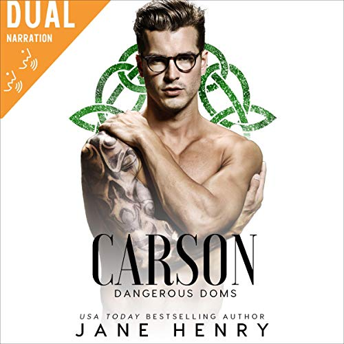 Carson Audiobook By Jane Henry cover art