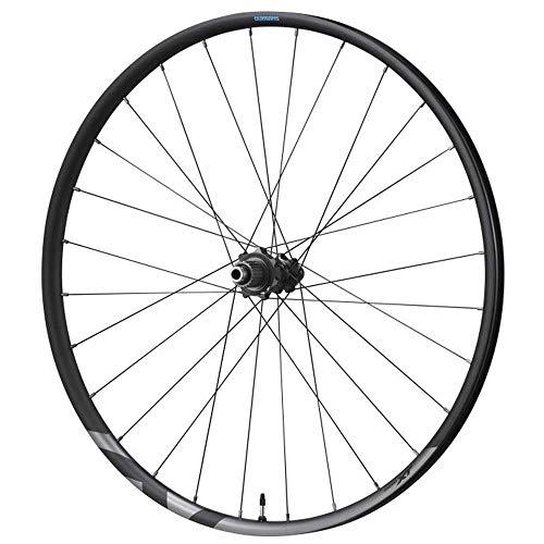Shimano - Ruote per bicicletta XT M8100, 29', 15/110 mm, unisex, colore: nero