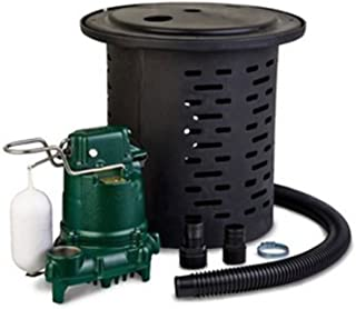 Zoeller M53 Sump Pump Kit