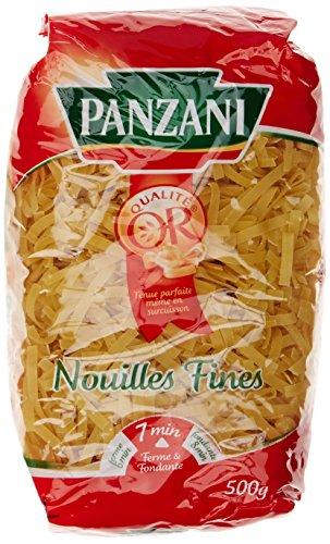 Panzani Nouilles fines 500 g