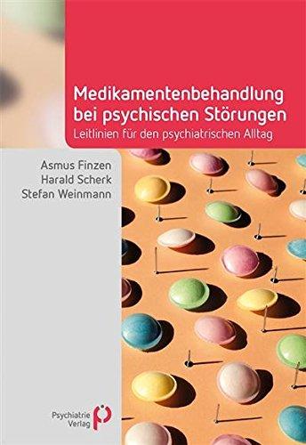 Medikamentenbehandlung bei psychischen Störungen (Fachwissen)