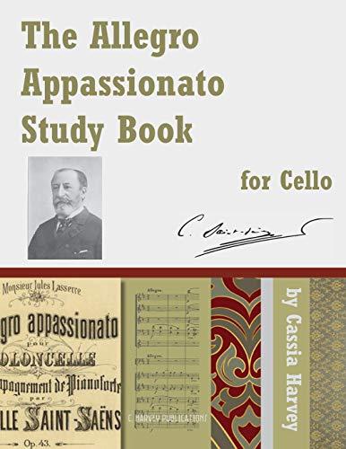 The Allegro Appassionato Study Book for Cello