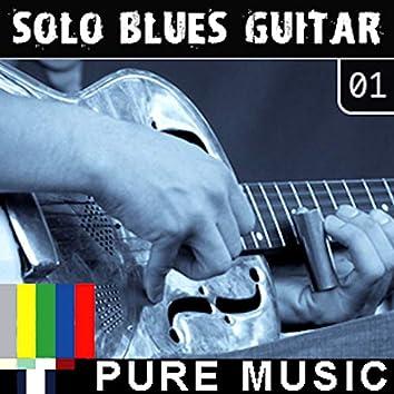 Solo Blues Guitar, Vol. 1