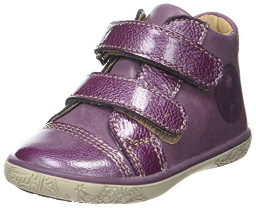 Noël Access Mini ADENY, Bottillons bébé Fille, Violet (Figue), 22 EU