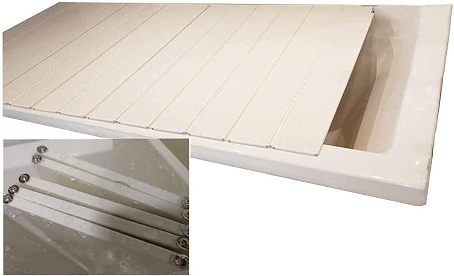 ACCDUER Bathtub Accessories Cover Anti-dust Board Manufacturer OFFicial shop Direct sale of manufacturer Dust B