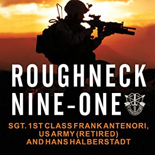Roughneck Nine-One cover art