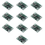 10 x Convertitore abbassatore di tensione scheda di modulo 3A DC-DC MP1584EN