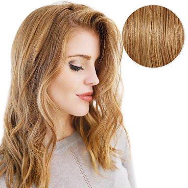MZP Ruban 20pcs dans les extensions de cheveux # 6 marron marron 40g 16inch 20inch 100% cheveux humains pour les femmes , chestnut brown