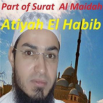 Part Of Surat Al Maidah (Quran)