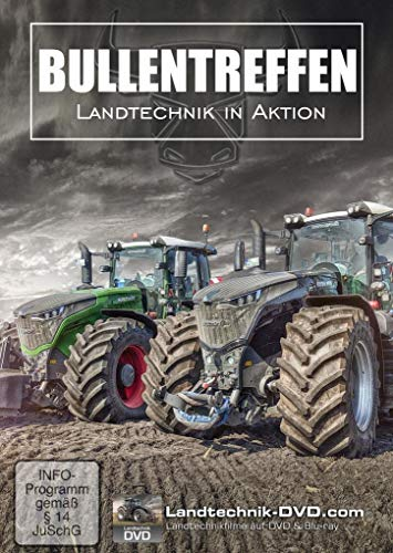 Bullentreffen Vol. 1 - Landtechnik in Aktion/DVD