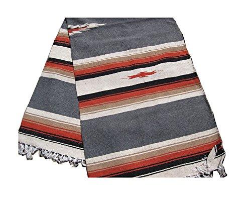 El Paso Saddle Blanket エルパソ ニュー ダイヤモンド ブランケット (GRAY)