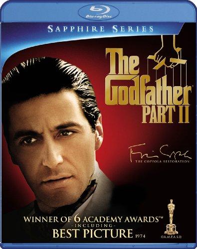 The Godfather Part II (Coppola Restoration) [Blu-ray]