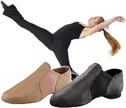 【Capezio カペジオ】 EJ2 スリッポン ジャズシューズ ダンスシューズ サイドゴア ジャズダンス チアダンスにも