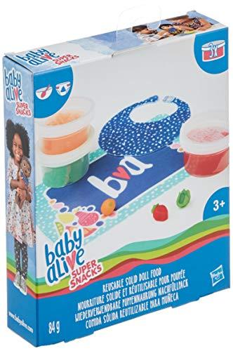 Hasbro Baby Alive C2727EU4 - Puppennahrung Nachfüllpack, Puppenzubehör
