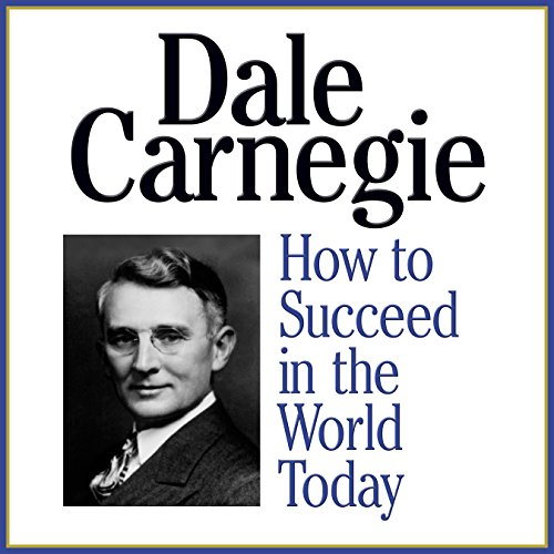 How to Succeed in the World Today audiobook cover art