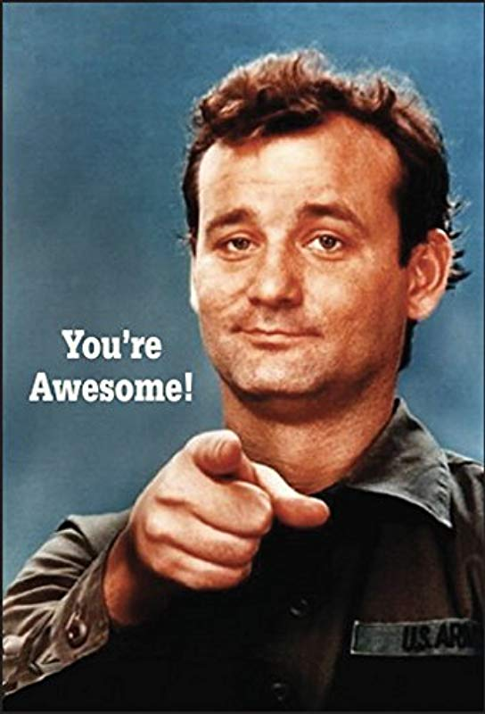 You Re Awesome Fridge Magnet Ep