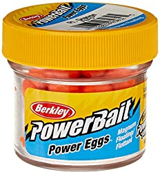 Powerbait eggs for trout and steelhead fishing