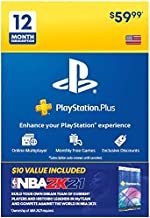 PS Plus 12 Month & NBA 2K21 Jumpstart Pack Bundle...