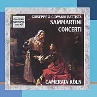 Sammartini: Concerti