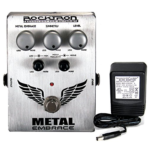 Rocktron Metal Embrace Distortion Pedal