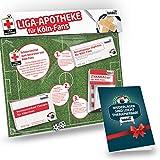 Geschenk-Set: Die Liga-Apotheke für FC Köln-Fans | 3X süße Schmerzmittel für Köln Fans | Die besten Fanartikel der Liga, Besser als Trikot, Home Away, Saison 18/19 Jersey