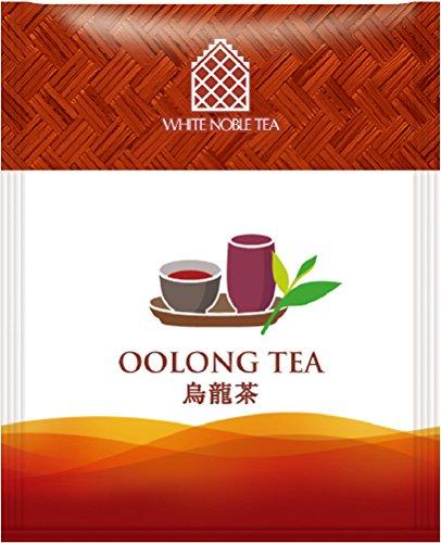 三井農林 ホワイトノーブル紅茶 ( アルミ・ティーバッグ ) 烏龍茶 1.8g×50個