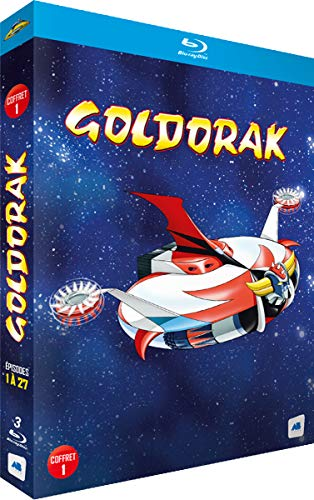 Goldorak : Épisodes 1 à 27 [Version non censurée]