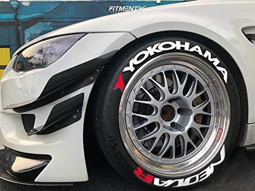 Adesivi permanenti per pneumatici YOKOHAMA NEOVA R di qualità