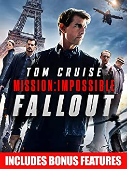 Mission  Impossible - Fallout  Includes Bonus Features