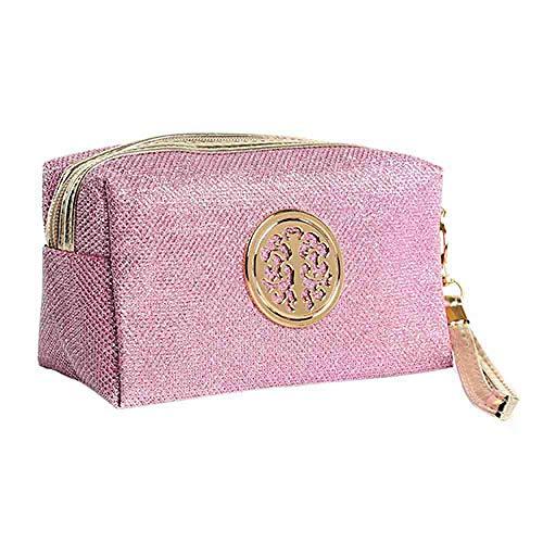 OYHBGK Kosmetisk väska för kvinnor resesminkväskor mode dam sminkväska necessär kuvertväska het rea