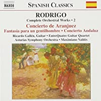 Rodrigo: Complete Orchestral Works, Vol. 2 (2002-11-19)