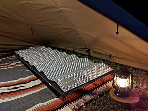 Mozambique(モザンビーク)キャンプマットアウトドアマットレジャーマット車中泊極厚20mm【何年も使える耐久性|1年保証】