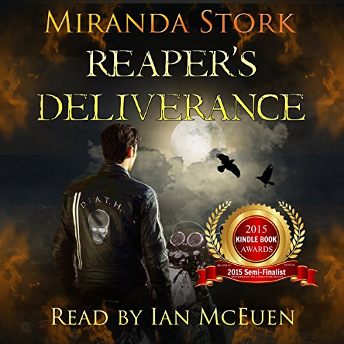 Reaper's Deliverance audiobook cover art
