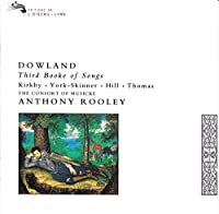 Dowland;Third Booke of Song