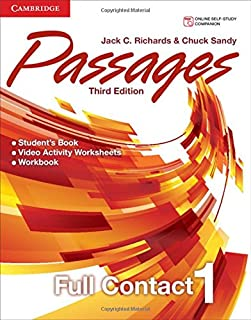 Passages Level 1 Full Contact 3rd Edition