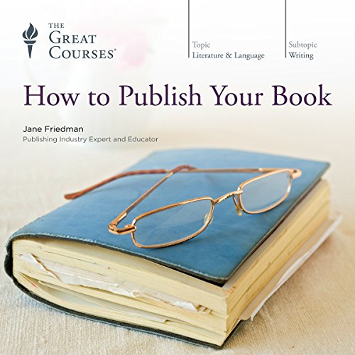 How to Publish Your Book audiobook cover art