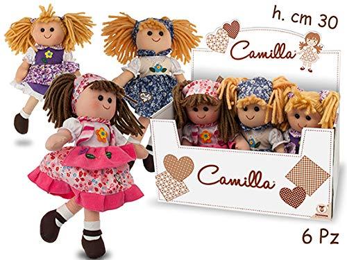 bambola camilla Bambola Camilla Floreale 30cm 65278