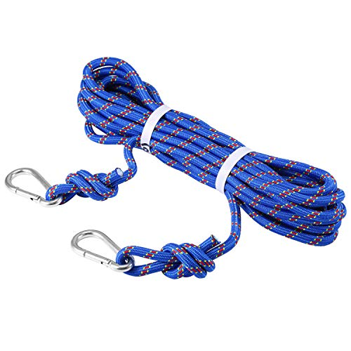 Selighting 10mm Corda da Arrampicata Professionale Corda Escursione Esterna 3KN