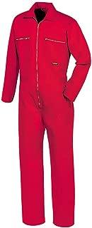 teXXor Overall Basic Arbeitsoverall Anzug rot 56 8043