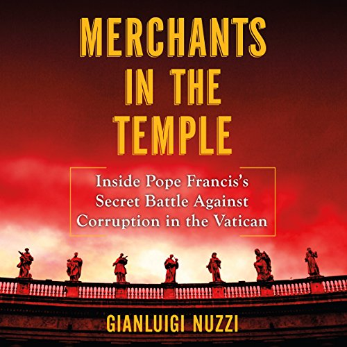 Merchants in the Temple audiobook cover art