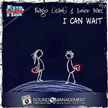 I Can Wait (feat. Junior Paes) [Euro Dance #Zouk]