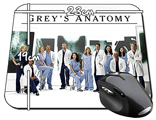 Anatomia De Grey Grey'S Anatomy D Alfombrilla Mousepad PC