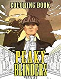 Peaky Blinders Coloring Book: Perfect Gift for Peaky Blinders fan With 20+ Coloring Pages In High Quality Images In Black And White. Great for Encouraging Creativity
