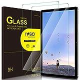 IVSO Protector de Pantalla Compatible con Samsung Galaxy Tab A7, Compatible con Samsung Galaxy Tab A7 Protector de Pantalla, Protector Pantalla para Samsung Galaxy Tab A7 T505/T500 10.4 2020, 2 Pack
