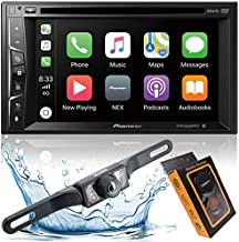 Pioneer AVH-1500NEX Double Din Apple Carplay In-Dash DVD/CD/Am/FM Car Stereo Receiver W/ 6.2