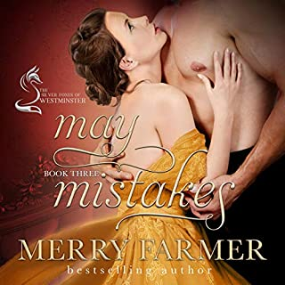 May Mistakes audiobook cover art